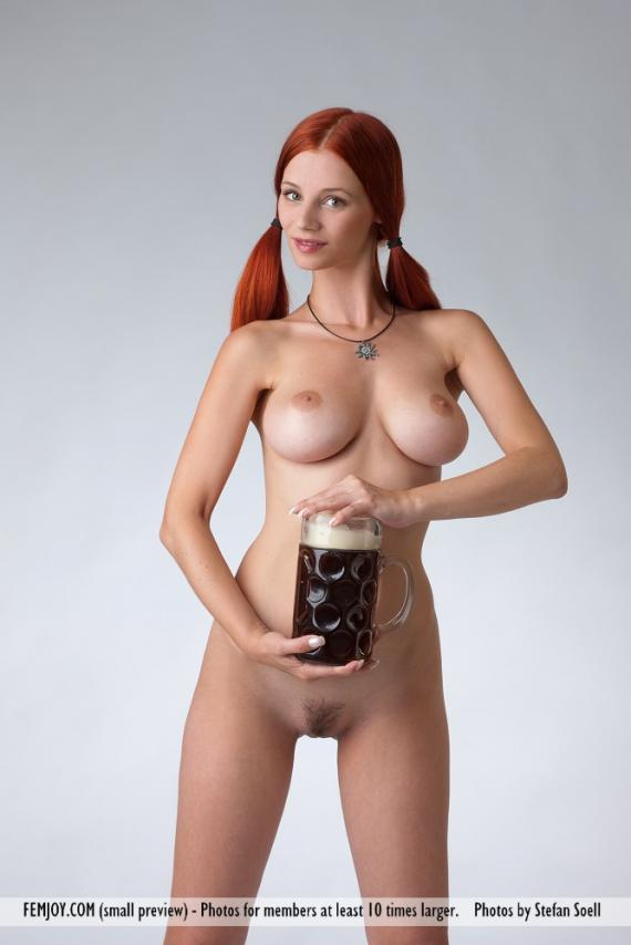 busty nude oktoberfest