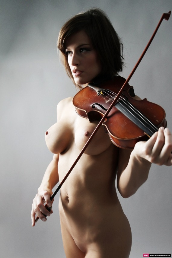 Agree naked women playing violin phrase... super