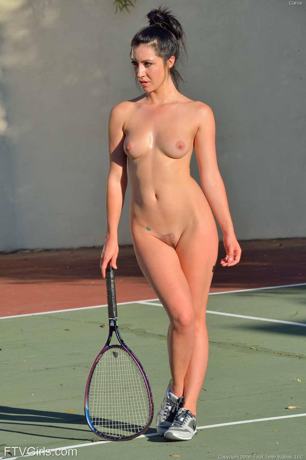 Bottomless Tennis With Carrie - Sexy Gallery Full Photo -2085