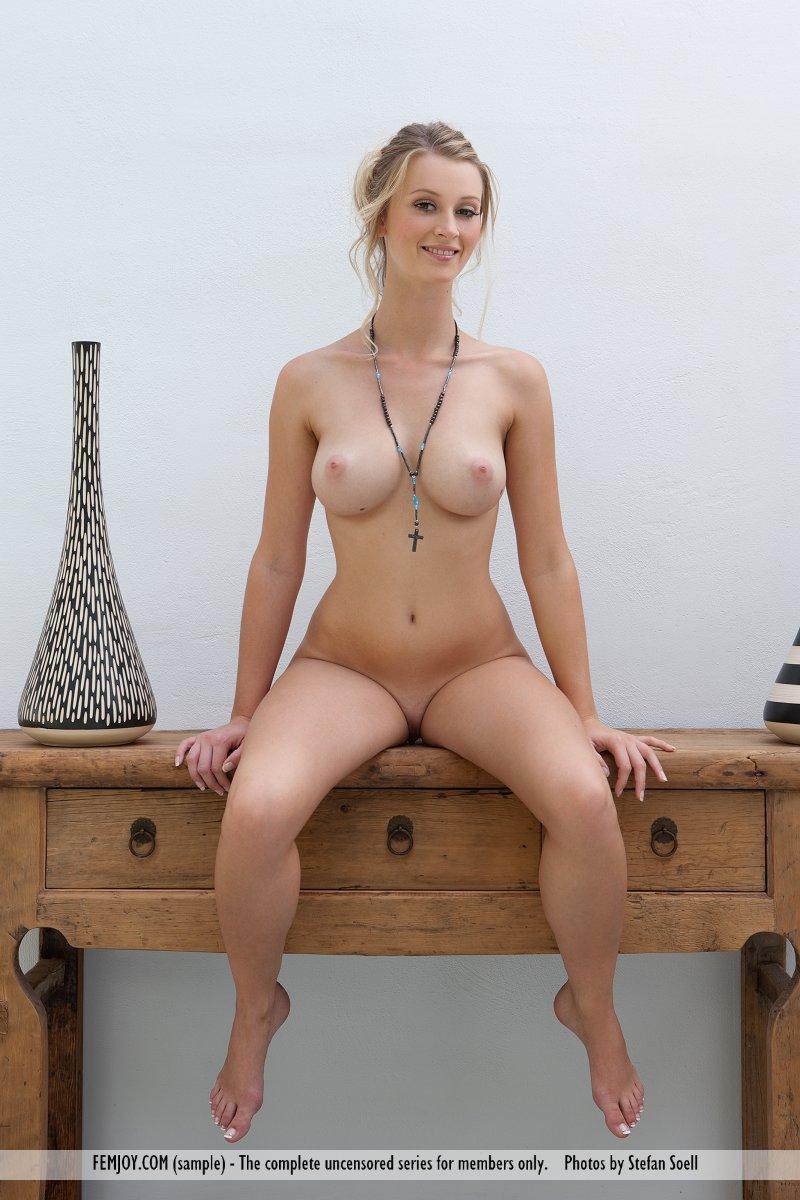 carisha naked ... dimples Carisha, blonde, nude, busty, ass, pose, ...