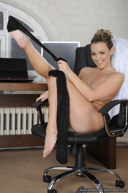 Consider, Secretary striptease nude true answer